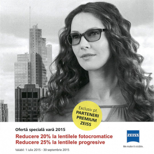 Promotii Opticlass 2015